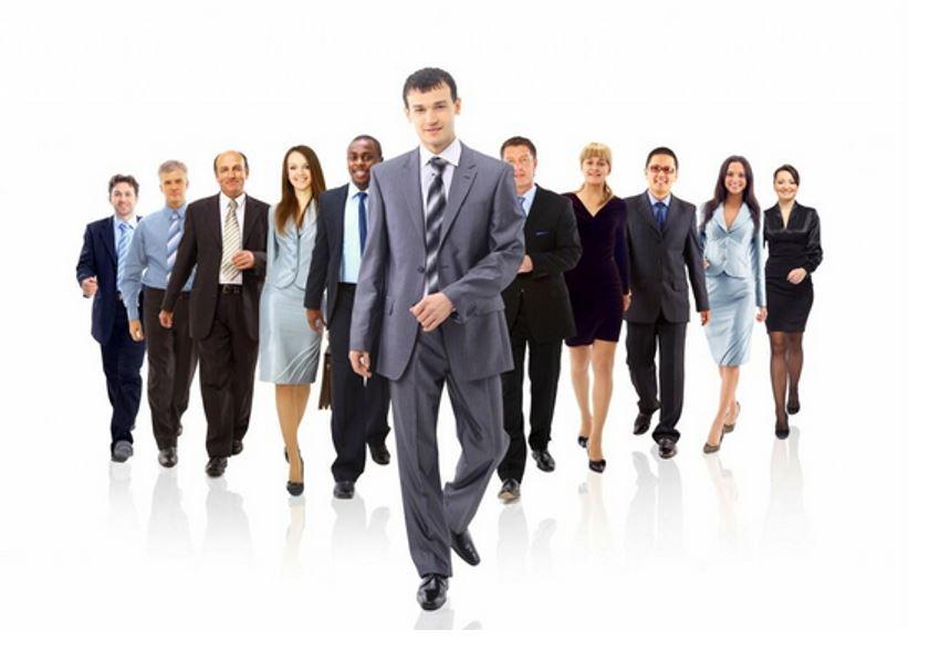 Group of leaders